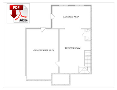 Optional floor plan image