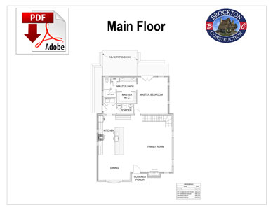 Optional lower floor plan image